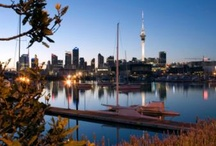 Auckland, the city I live in