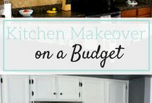 Kitchen Makeovers / Kitchen makeovers, remodels, and styles.