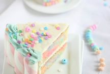 Unicorn Inspired Food