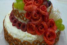 Slany´ dort s preclíky