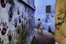 """Steve McCurry / Steve McCurry (born 1950) is an American editorial photographer best known for his 1984 photograph """"Afghan Girl"""" which originally appeared in National Geographic magazine."""