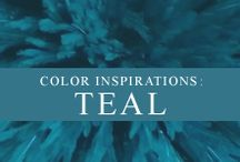 Color Inspiration: Teal