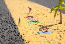miniature figurine Art