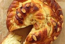 almond twist bread