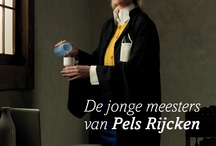 campaign pels / The Young Masters of Pels Rijcken. Employer branding campagin for law firm Pels Rijcken & Droogleever Fortuijn, a firm which has its roots in the Dutch Golden Age.