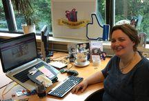In de media / Stukje over eenkadovoor.nl in de media