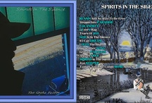 My Music CD / http://spiritsinthesilence.com spiritual inspirational contemporary folk music influenced by Bruce Springsteen, Van Morrison, Bob Dylan and others  / by Garko Factor