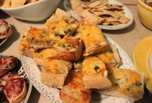 Appetizers and Party Food 3 / by Karen Bond