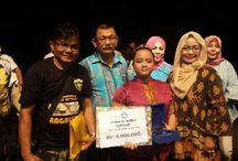 Riau Raih Penghargaan di Festival Musik Tradisional Anak / Riau Raih Penghargaan di Festival Musik Tradisional Anak