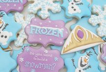 Amber's Frozen Party