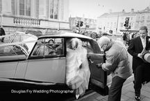Oxford Weddings Photographed by Douglas Fry / Wedding photography in Oxford at various colleges and at Blenheim Palace and the Randolph Hotel