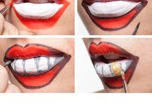 Special fx makeups to do