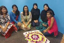 MarketOne Singapore Diwali 2016 celebrations