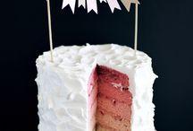 Cakes / by Devan Jade