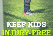 Sports safety / Injury prevention - sports safety rules for kids.