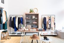 - where we work - / discover our stores in Mechelen + Oostende, Belgium.