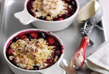 Unusual crumble ideas