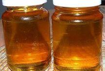 Med, sirup, šťáva...