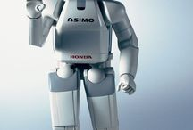 Robots, androids, technology / Fascinating technology