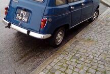 Vintage autoja