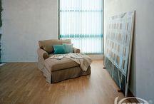Hemelsblauw / Naast dat zonwering een praktisch product is, kan het ook kleur creëren in uw interieur. Verano® biedt een groot palet aan kleuren. Laat u inspireren door alle mogelijkheden die er alleen al zijn met de kleur blauw!