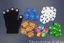 Finger/Hand puppets