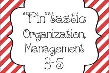 """""""Pin""""tastic Organization/Management 3-5 / Pin your classroom organization, management, etc pins here!"""