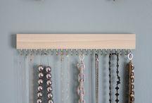 colliers suspendus
