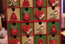 I made this!  Jingle bells! X