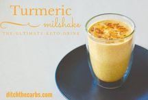 Anti-Inflammatory / Ginger, Coconut, Turmeric recipes