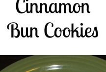 C is for Cookie and that's good enough for me! / Give me all of the cookies! Sugar cookies, chocolate chip, snickerdoodle, oatmeal, lemon and berries too! There are even some no-bake ones thrown in for good measure. I want to try them all!
