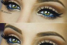 Make-up / Eyes, lips