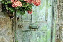 Волшебная дверь