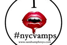 #NYCVAMPS / A board for Sara Humphreys Dead in the City series. A coven of vampire chicks in NYC take a bite out of the Big Apple and find love along the way....#nycvamps