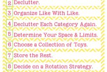 Organizing: Kids / by The Organizing Boutique