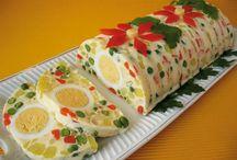pratos natalinos