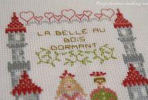 Conte La Belle au bois dormant / Sleeping Beauty
