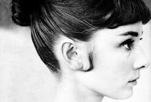 A la Audrey / by Emma Maddocks