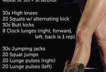 Exercises gym