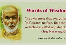 Words of Wisdom / Great Indian Philosophy