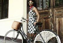 Bike chic / by Gabriela Bodkin