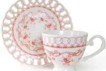 coleção porcelanas
