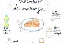 Mis recetas veganas ilustradas