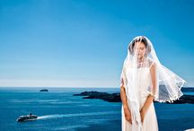 Best of Santorini Mykonos Greece Wedding Photography