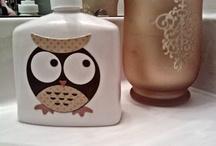 Owl scrapbooking