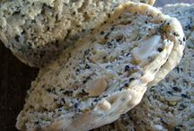 Food - Bread and Yeast cooking / Recipes and cooking ideas for bread and other yeast recipes. / by Sally Allen