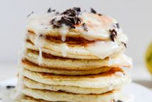 Breakfast Inspiration / Inspiring Recipes for Breakfast Adventures - food, healthy, easy, on the go, brunch, make ahead, photography, tips, delicious, comfort, prep, vegetarian, vegan, art, styling, eggs, smoothies, muffins, waffles, pancakes, fruit bowls