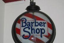 antique barber