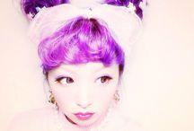 ♡ model / model photo album