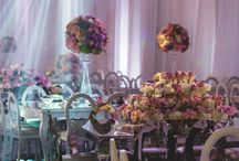 Wedding Centerpieces / Wedding centrepiece ideas and inspiration